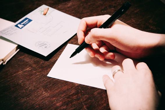 InCoWriMo: un mese per recuperare l'abitudine di scrivere lettere
