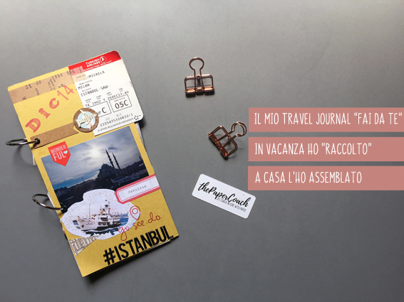 TRAVEL JOURNAL FAI DA TE