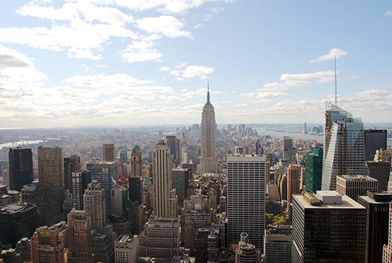 Vado a vivere a New York