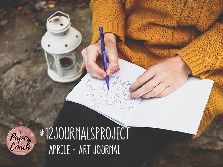 12 Journals Project: l'Art Journal