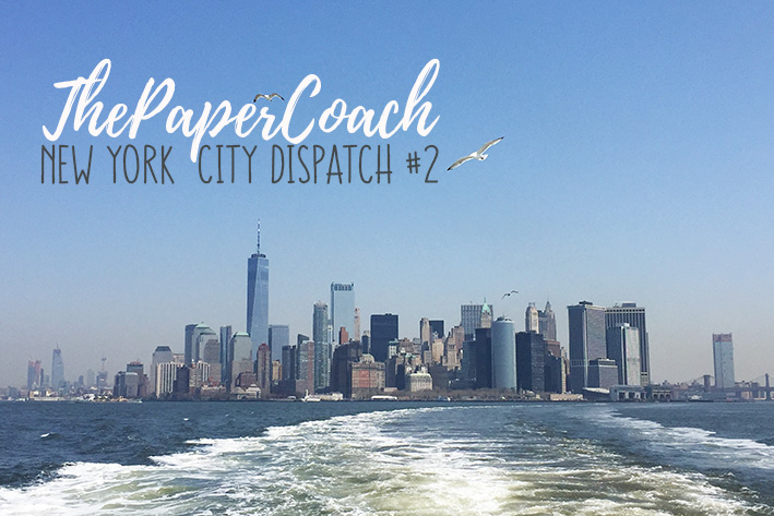 New York City Dispatch #2 – Bilancio a metà percorso