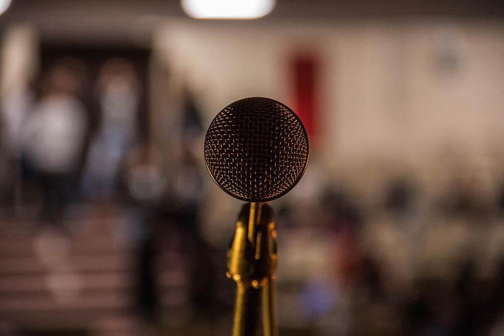 Impara a parlare in pubblico