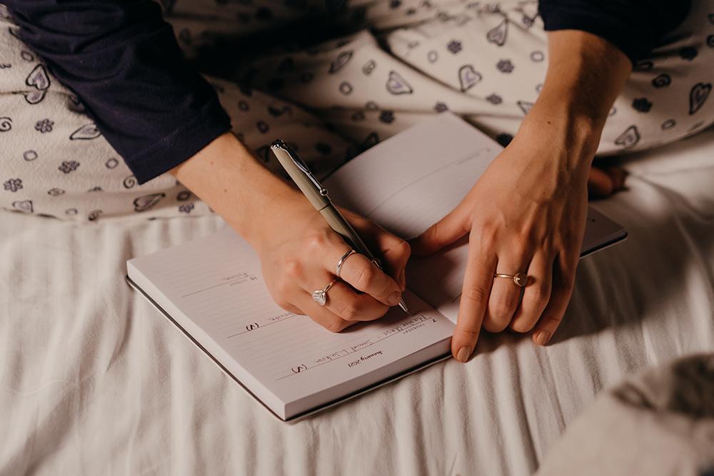 consigli per iniziare a fare journaling